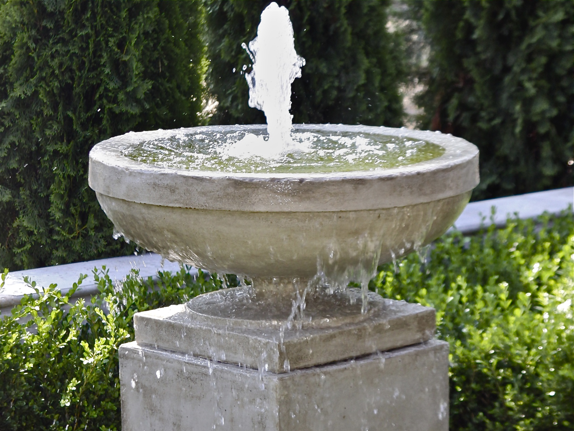 Architectural Fountains, Floating Fountains, and Water Walls